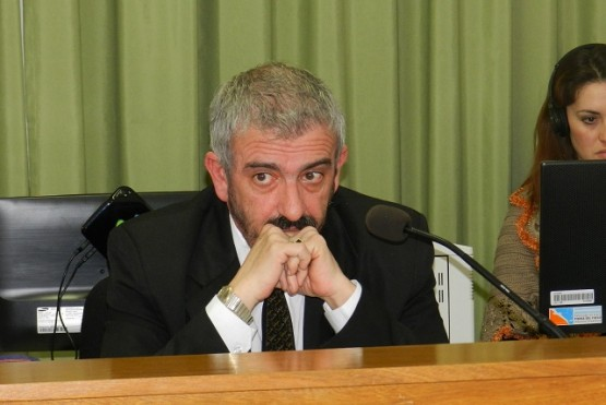 Juez César Zaratiegui