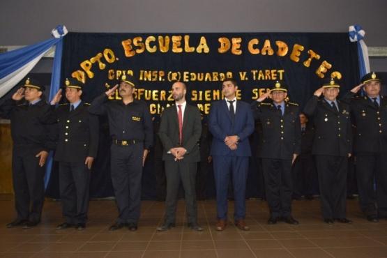 Egresarán 78 nuevos oficiales en la Provincia