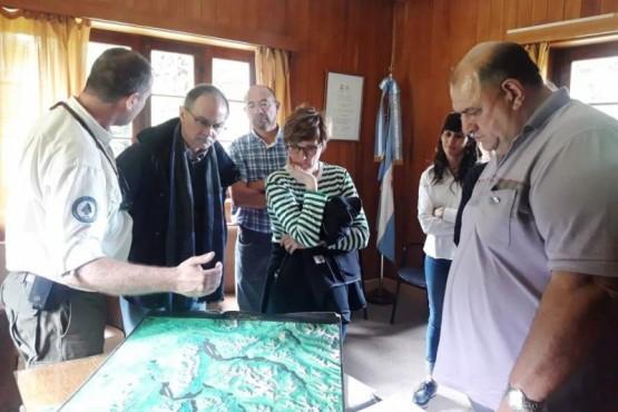 Promueven las Áreas Naturales Protegidas a nivel internacional