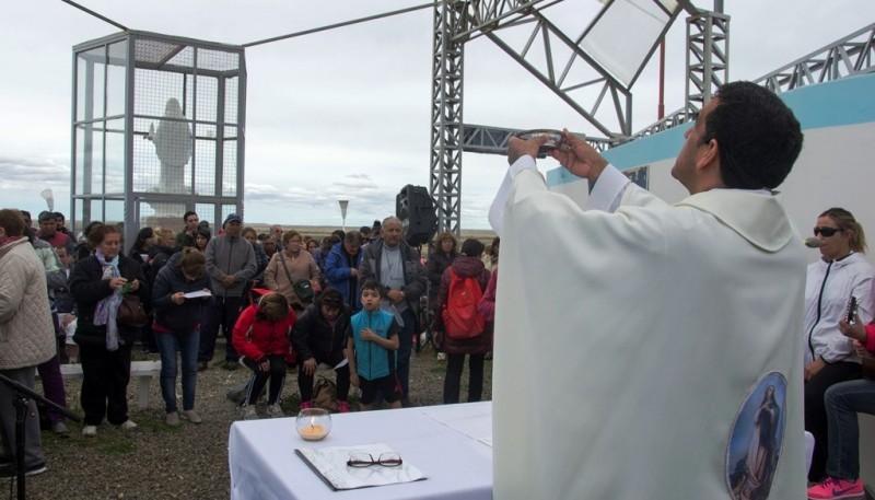 Se realizarán seis misas durante la jornada.