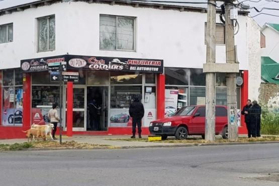 Investigan el robo de un local comercial y de una vivienda