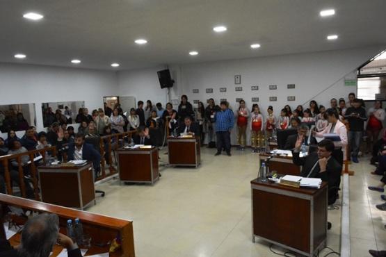 Evaristo Ruiz fue elegido presidente del HCD