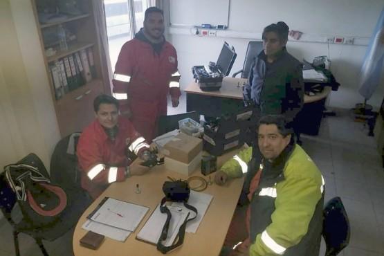 Agentes de YCRT se capacitaron en Prevención de Riesgos en el Trabajo