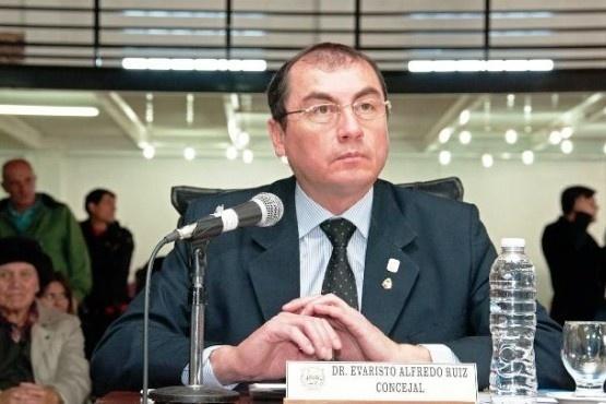 Expulsaron a Ruiz del Bloque radical en el Concejo Deliberante
