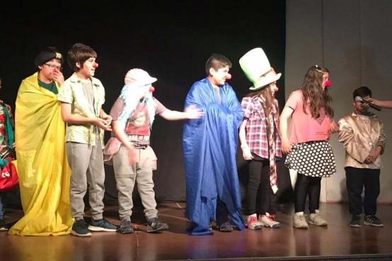 El taller municipal de Teatro Infantil cerró su décimo año