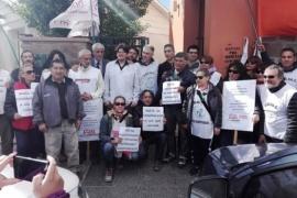 Declararon los dirigentes sindicales por los incidentes en casa residencial