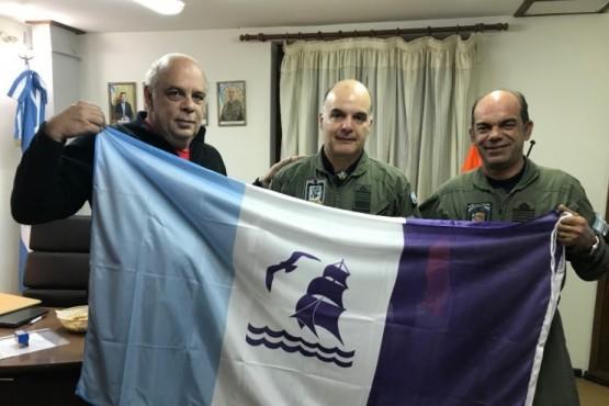 Convenio de cooperación entre la Municipalidad y la Base Marambio