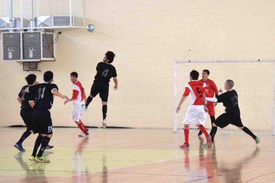 Comenzó la Copa Ciudad FUTSAL