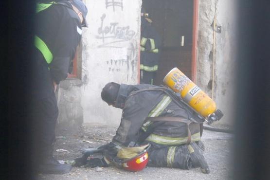 Un nene de 12 años tiene el 90% de su cuerpo quemado por un incendio