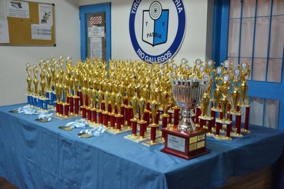 Premian a los mejores del Clausura en el Tiro Federal Patria