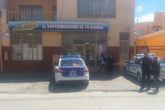 Policía de civil frustró un robo
