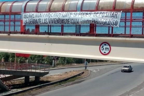 El IDUV le da la bienvenida a Frigerio