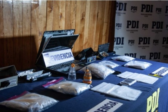 """""""Burrero"""" arriesga 7 años de cárcel por traer más de 3.500 dosis de cocaína"""