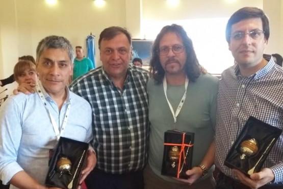 Presentes en el quinto encuentro de concejalesjusticialistas