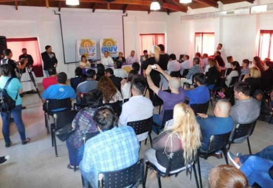 IDUV: anuncio de obras por 18 millones en Las Heras