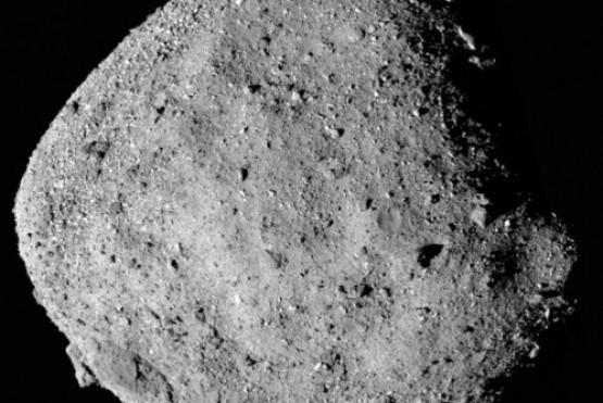 La NASA descubrió agua en Bennu, el asteroide que podría tener las claves del origen de la vida en la Tierra