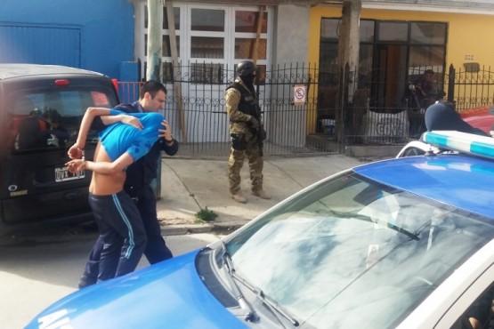 """Detuvieron a los sospechosos de asaltar la rotisería """"Coco Express"""""""