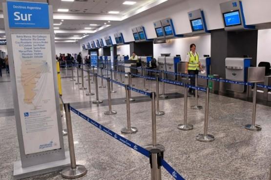 Los pilotos paran el jueves y viernes y no habrá vuelos en todo el país