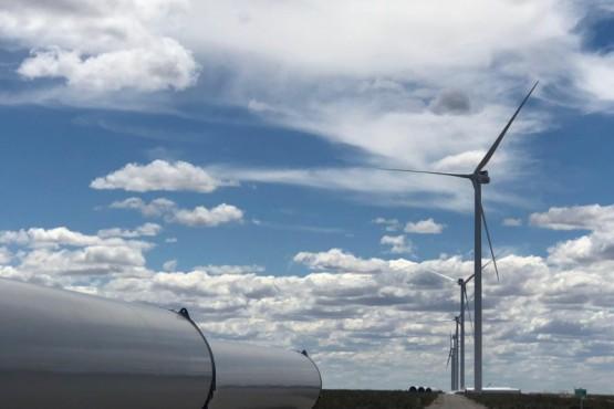 Se inauguró el Parque Eólico de Puerto Madryn I