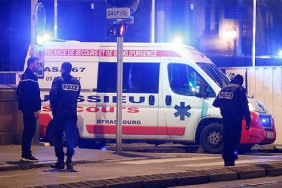 Tiroteo en mercado de Francia dejó tres muertos y 12 heridos
