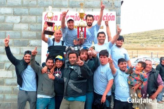 Gallardo se quedó con la última carrera y el título en El Calafate