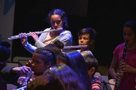 """El Concierto de la Sinfónica Juvenil cerró """"Glaciares en concierto"""""""
