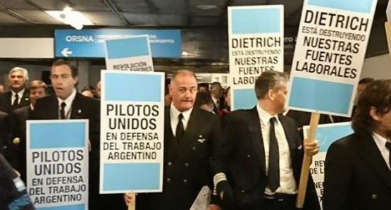 El conflicto de los pilotos explicado por APLA