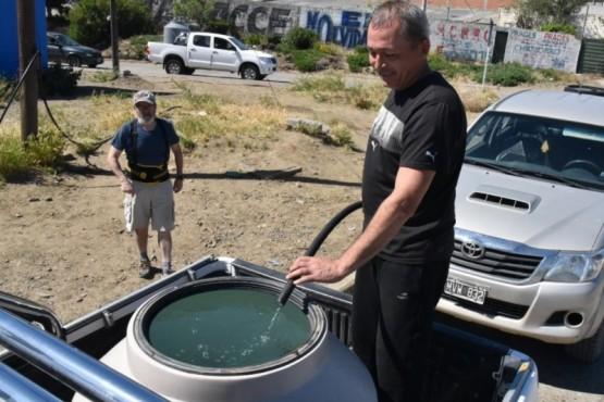 Se agudiza la escasez de agua por rotura de acueducto troncal
