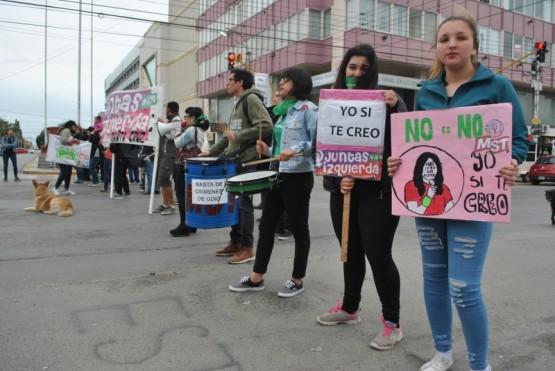 Río Gallegos también se sumó a #MiráCómoNosPonemos