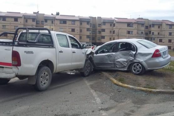 Un nuevo choque en la Autovía terminó con dos hospitalizados