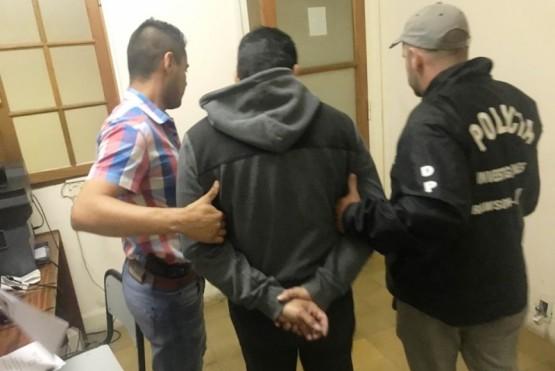Cometió abusos en Bahía Blanca y lo detuvieron en Rawson