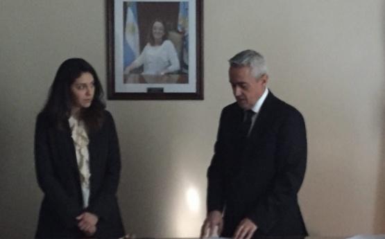 El TSJ falló a favor de la designación de Romina Gaitán