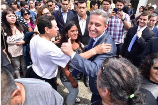 """El Gobernador a trabajadores de ATE: """"Con intencionalidades políticas no se construye"""""""