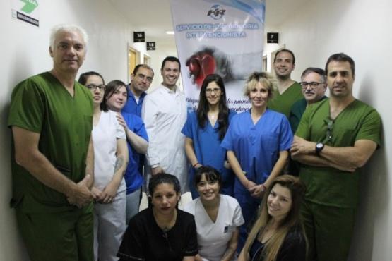 Más de 120 personas se atendieron para detectar la aneurisma de aorta