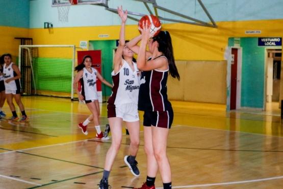 San Miguel Bordo consiguió el primer puesto en primera femenino