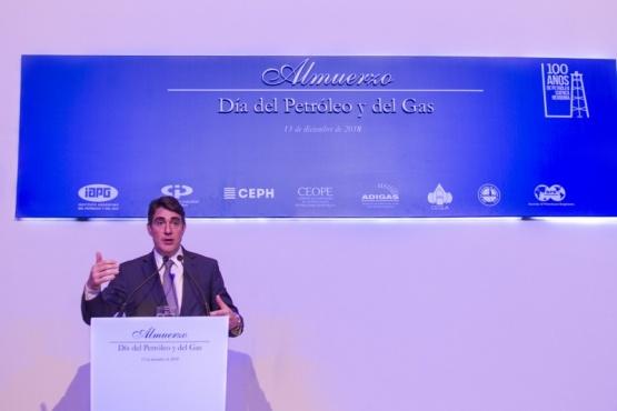 La Secretaría de Energía celebró el día del petróleo y del gas