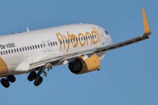 El Calafate es una de las nuevas rutas asignadas a FlyBondi