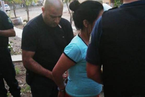 Robó un bebé de un mes y tras fuerte operativo fue detenida
