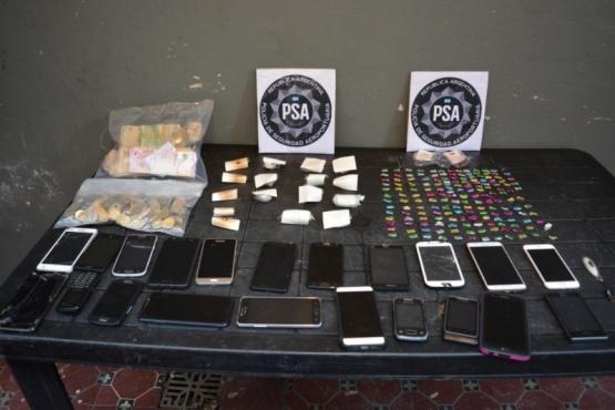 La PSA detuvo a una pareja acusada de vender drogas
