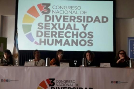 Santa Cruz participa del Congreso Nacional de Diversidad Sexual