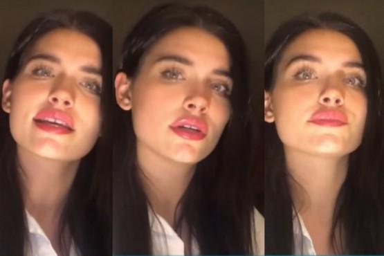 Eva De Dominici contó que fue abusada por un director de cine a los 16 años