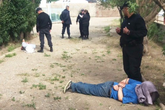 Les negaron la excarcelación a los tres detenidos por los robos calificados