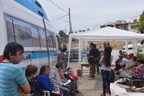 Vecinos de los barrios participaron de #JornadaInterministerial
