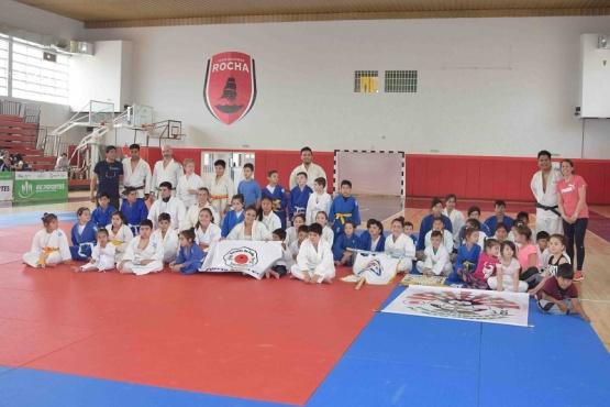 La Asociación Riogalleguense de judo levantó la Copa Ciudad