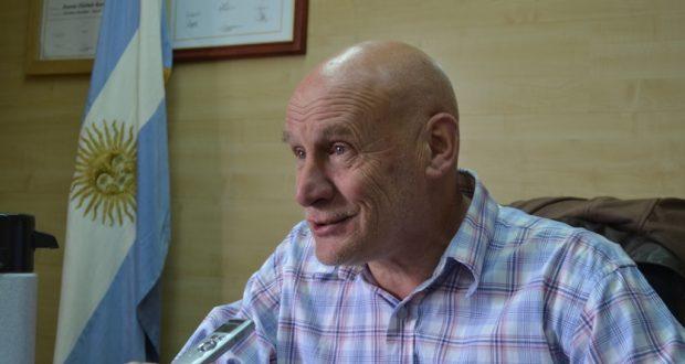 Intendente de Epuyén, Antonio Reato.