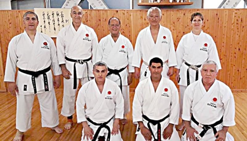 El karate cerró un gran año.
