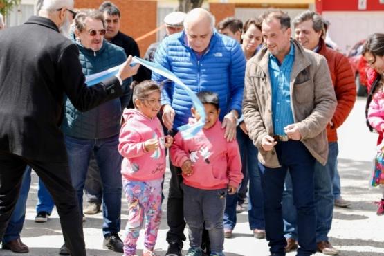Se inauguró el Paseo 133 aniversario