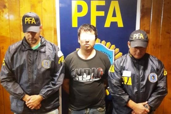 Policía Federal confirmó que son casi 17 kilos de marihuana los incautados