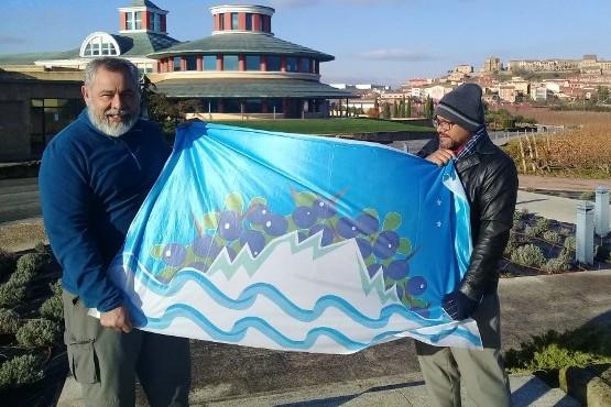 Un trabajo sobre el Lago Argentino llegó a España