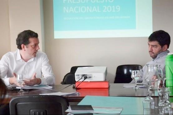 Diputados trata hoy el Presupuesto Provincial 2019 con voto anticipado